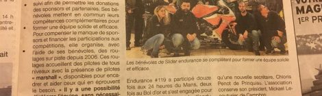 Article ouest france 23/12/2016