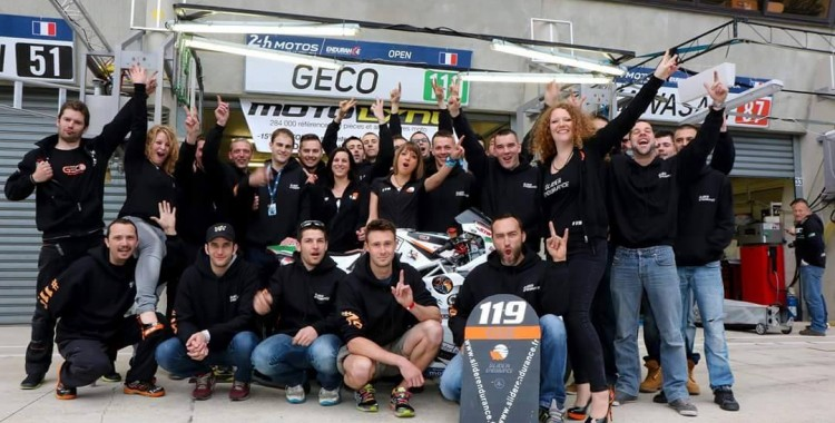 Compte rendu course - 24H du Mans 2015