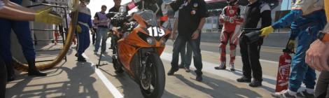 Compte rendu course - 24H du Mans 2011