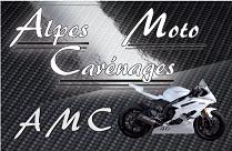 alpes moto carenages - logo